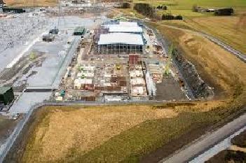 Blackhillock HVDC Converter Station