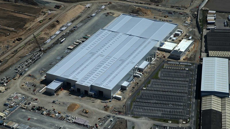 Siemens Blade Facility